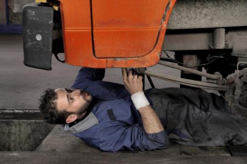 Mecánica de Vehículos mantenimiento